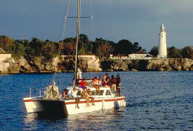 Jamaica Sailboat